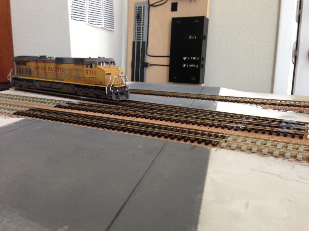 Wiring My Ho Scale Module With Dcc And Tortoise Turnout Motors Tracks For Storage Pause